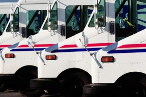 Stat Data of Texas USPS Employees